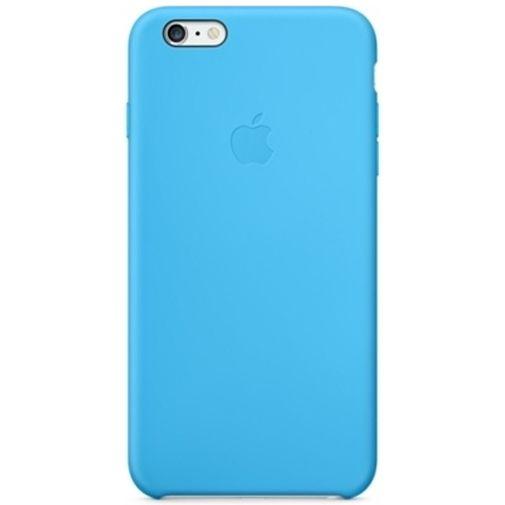 Apple Silicone Case Blue iPhone 6 Plus/6S Plus
