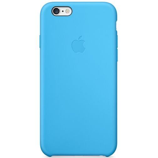 Productafbeelding van de Apple Silicone Case Blue iPhone 6/6S