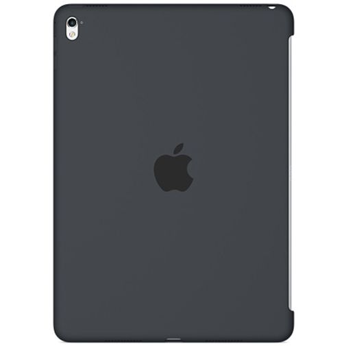 Apple Silicone Case Charcoal Grey iPad Pro 9.7