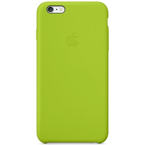 Apple Silicone Case Green iPhone 6 Plus/6S Plus