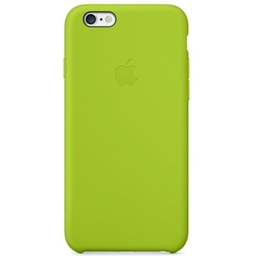 Apple Silicone Case Green iPhone 6/6S