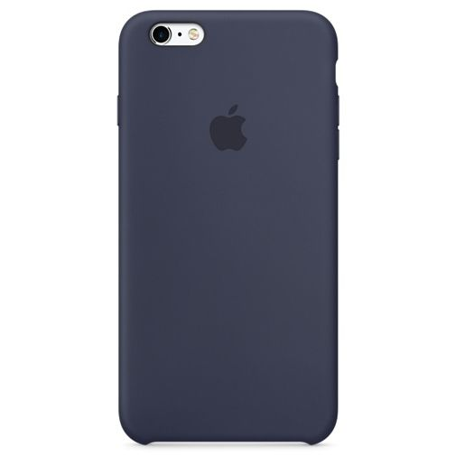 Apple Silicone Case Midnight Blue iPhone 6/6S