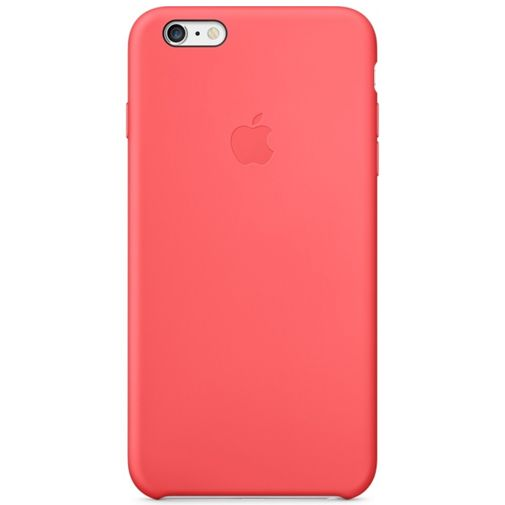 Productafbeelding van de Apple Silicone Case Pink iPhone 6 Plus/6S Plus