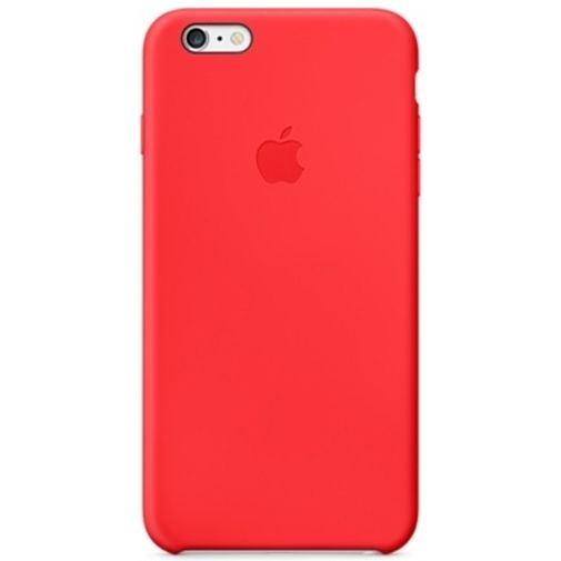 Productafbeelding van de Apple Silicone Case Red iPhone 6 Plus/6S Plus