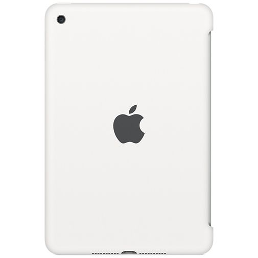 Apple Silicone Case White iPad Mini 4