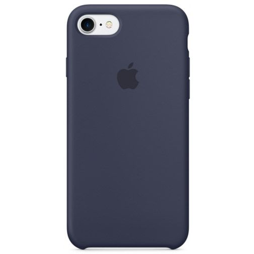 Apple Silicone Case iPhone 7 Midnight Blue