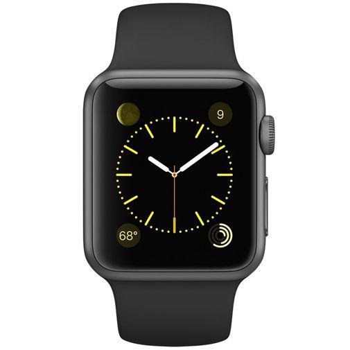 Apple Watch Series 1 Sport 38mm Black