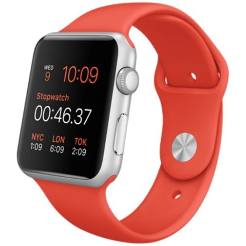 Apple Watch Sport 42mm Orange