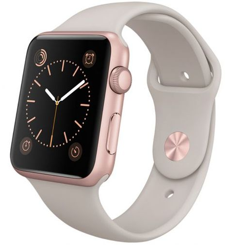 Productafbeelding van de Apple Watch Sport 42mm Stone