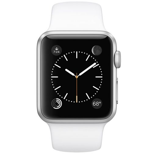 Productafbeelding van de Apple Watch Series 1 Sport 42mm White