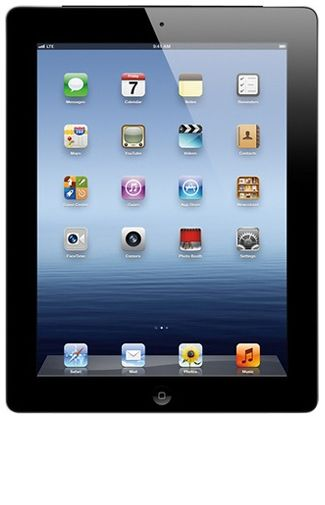 Productafbeelding van de Apple iPad 4 WiFi + 4G 16GB Black