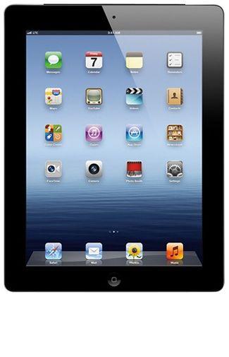 Productafbeelding van de Apple iPad 4 WiFi + 4G 32GB Black