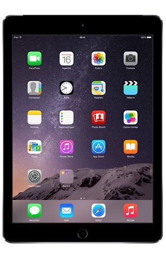 Productafbeelding van de Apple iPad Air 2 WiFi + 4G 16GB Black