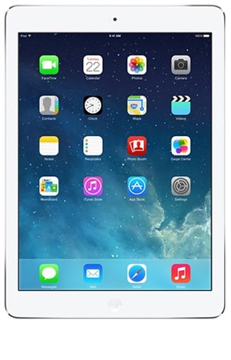 Productafbeelding van de Apple iPad Air WiFi 64GB White