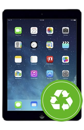 Productafbeelding van de Apple iPad Air (Refurbished)