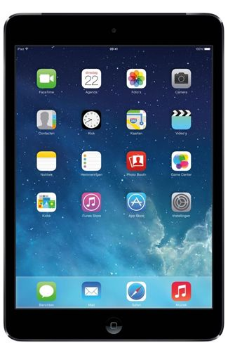 Productafbeelding van de Apple iPad Mini 2 16GB WiFi + 4G Black