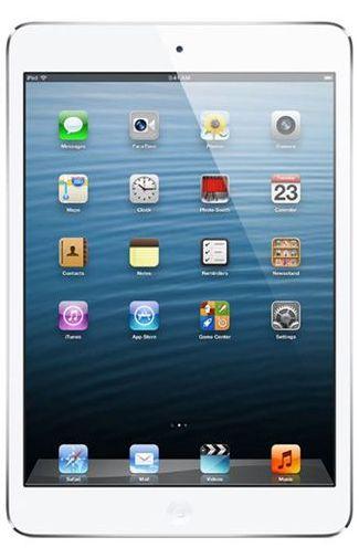 Productafbeelding van de Apple iPad Mini WiFi 64GB White