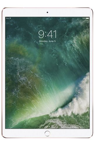 Productafbeelding van de Apple iPad Pro 2017 10.5 WiFi 64GB Rose Gold