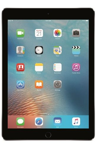 Productafbeelding Apple iPad Pro 9.7 WiFi + 4G 256GB Black