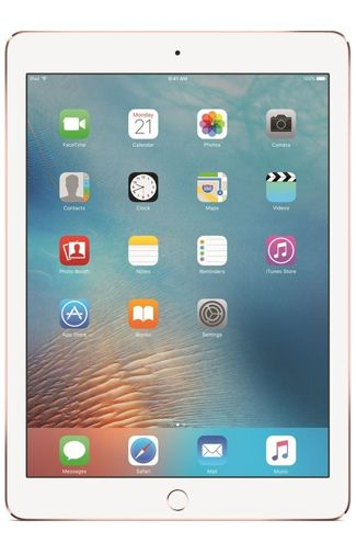 Productafbeelding van de Apple iPad Pro 9.7 WiFi + 4G 256GB Rose Gold