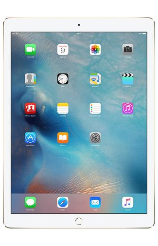 Productafbeelding van de Apple iPad Pro 2017 12.9 WiFi 32GB Gold