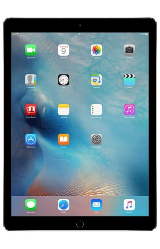 Productafbeelding van de Apple iPad Pro 2017 12.9 WiFi 32GB Black