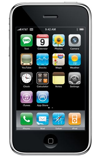 Apple iPhone 3GS 8GB Black Simlockvrij