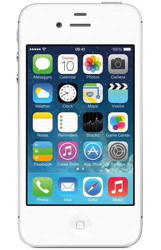 Apple iPhone 4 Certified Pre-Owned White
