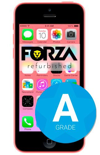 Productafbeelding Apple iPhone 5C 16GB Pink Refurbished