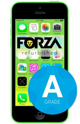 Productafbeelding van de Apple iPhone 5C 32GB Green Refurbished