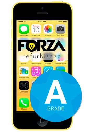 Productafbeelding Apple iPhone 5C 32GB Yellow Refurbished