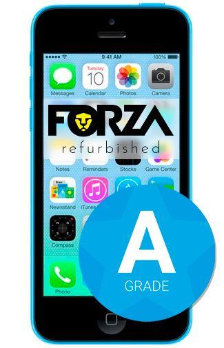 Productafbeelding Apple iPhone 5C 8GB Blue Refurbished
