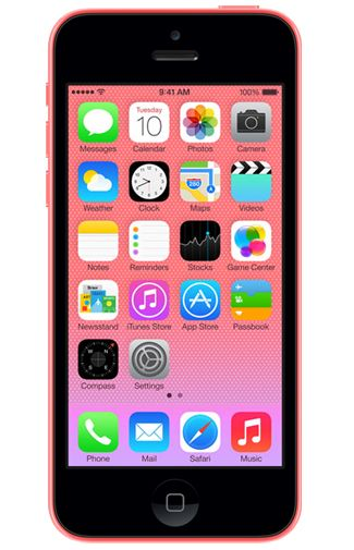 Productafbeelding van de Apple iPhone 5C 8GB Pink