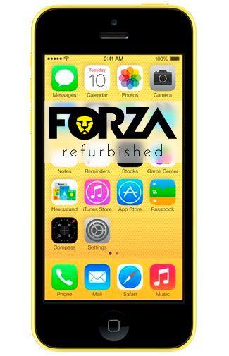 Apple iPhone 5C 8GB Yellow Refurbished