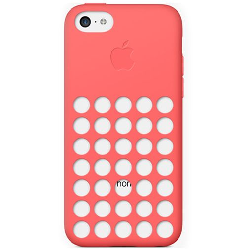 Apple iPhone 5C Soft Case Pink