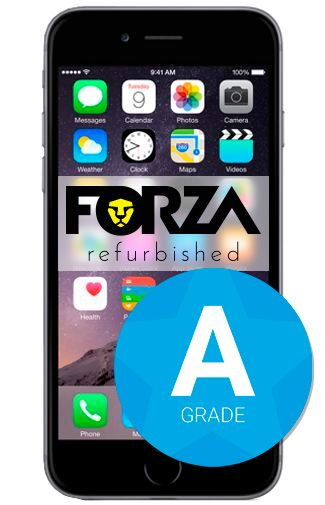 Productafbeelding Apple iPhone 6 64GB Black Refurbished