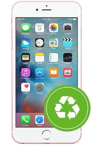 Apple iPhone 6S 16GB Rose Gold Refurbished