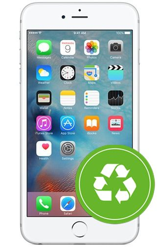 Apple iPhone 6S 16GB Silver Refurbished