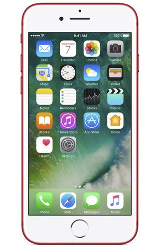 Productafbeelding van de Apple iPhone 7 256GB Red