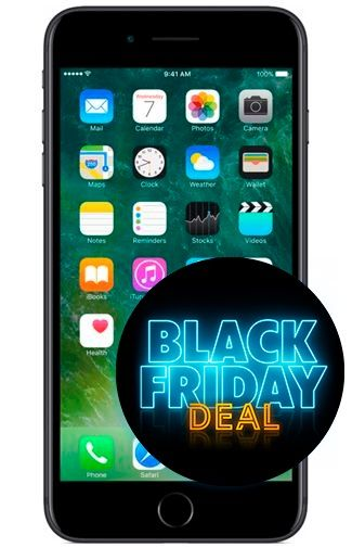 Productafbeelding van de Apple iPhone 7 Plus 128GB Jet Black