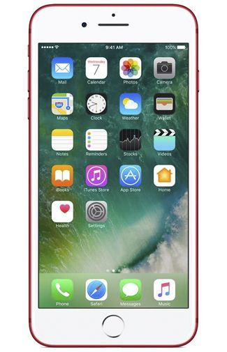 Productafbeelding Apple iPhone 7 Plus 128GB Red