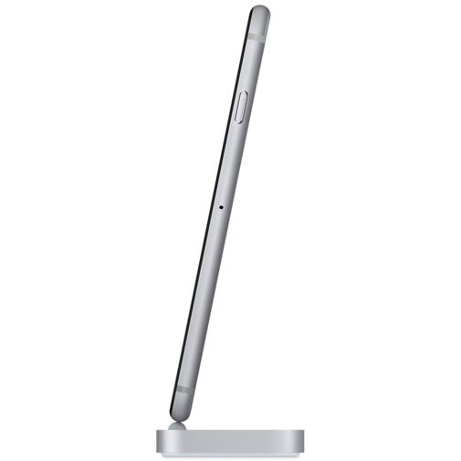 Apple iPhone Lightning Dock Grey