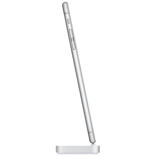 Apple iPhone Lightning Dock Silver