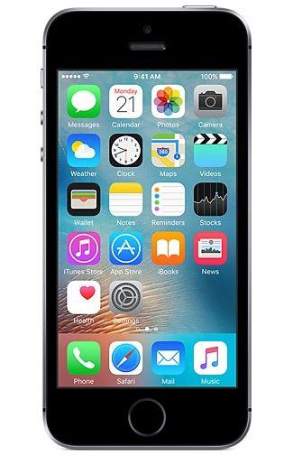 Productafbeelding Apple iPhone SE 64GB Black