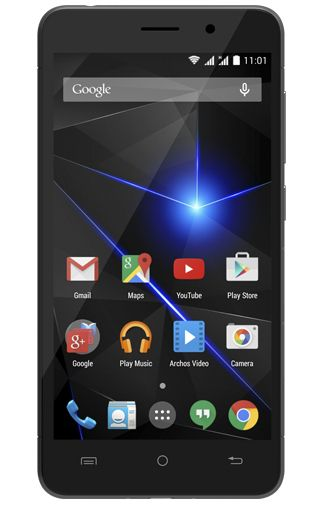 Productafbeelding Archos 50 Oxygen Plus Black