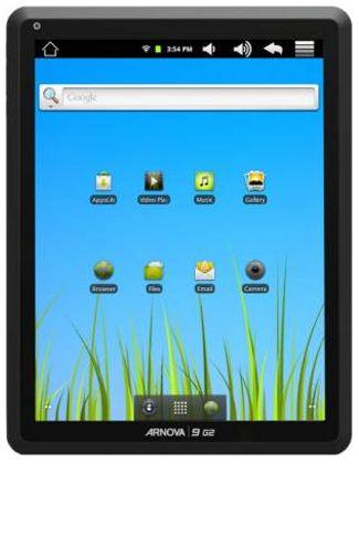 Productafbeelding van de Archos Arnova 9 G2 8GB WiFi - EU