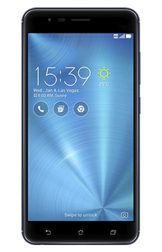 Productafbeelding van de Asus Zenfone Zoom S Black