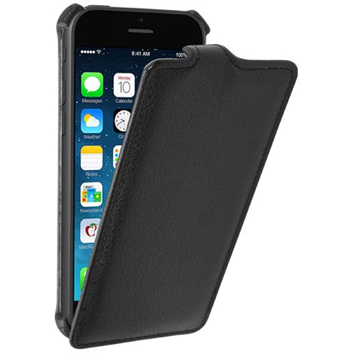 Azuri Flip Case Black Apple iPhone 6 Plus/6S Plus