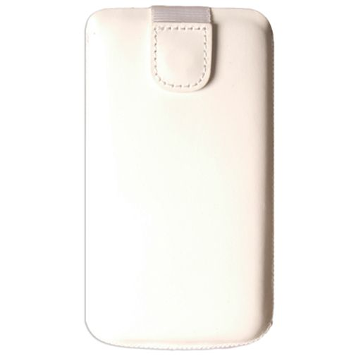 Azuri Mobile Pocket Case 01 White