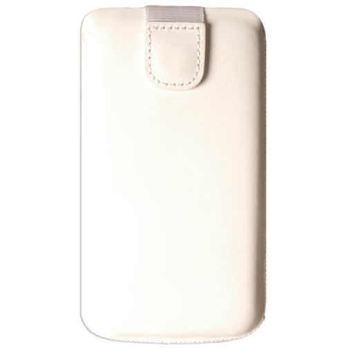 Azuri Mobile Pocket Case 22 White